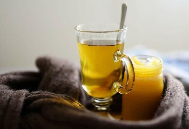 Чай з медом