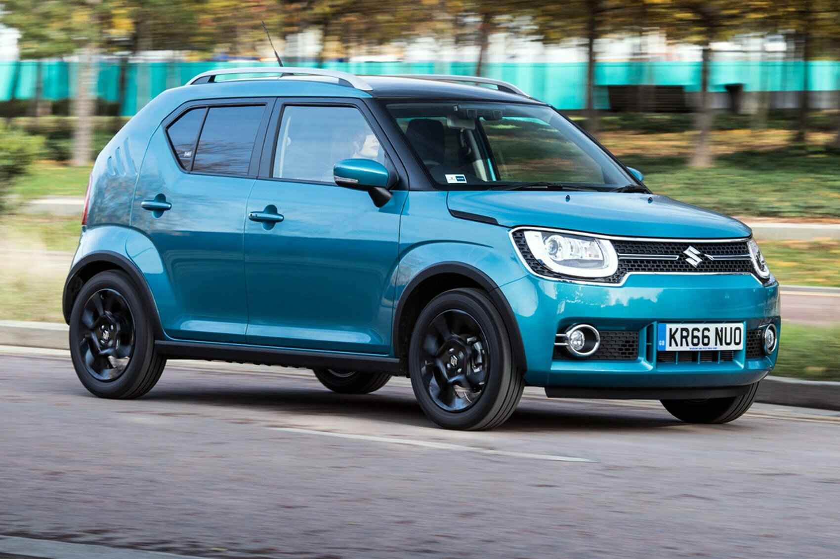 Suzuki Ignis 1.2 SHVS SZ5 4W (2017) review | CAR Magazine