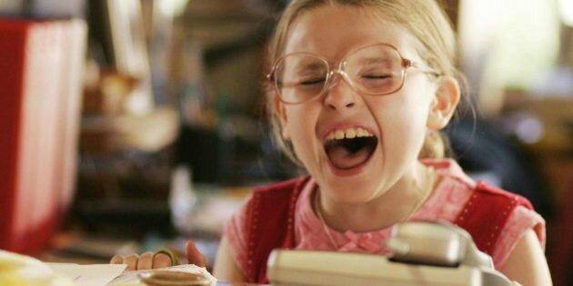 Фильмы про чудеса: «Маленькая мисс Счастье»