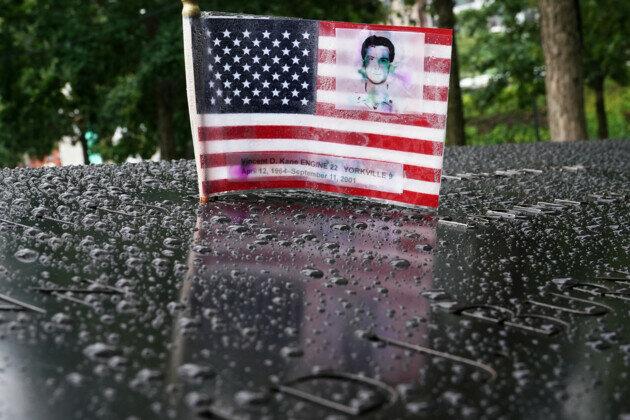Национальный мемориал памяти жертв теракта 11 сентября 2001 в Нью-Йорке. / Фото: Reuters
