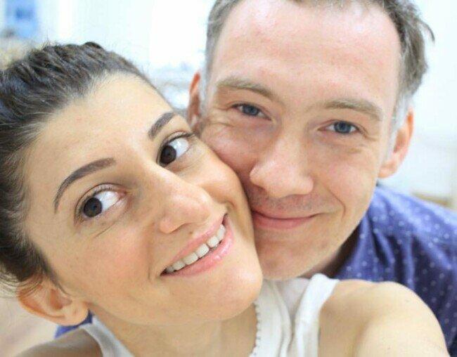 Фуд-блогеры Алекс и Милана