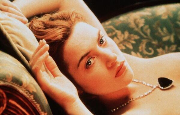 Кадр из фильма Титаник
