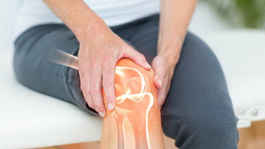 Как облегчить состояние при болезнях суставов