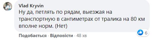 Комментарии пользователей Facebook на видео