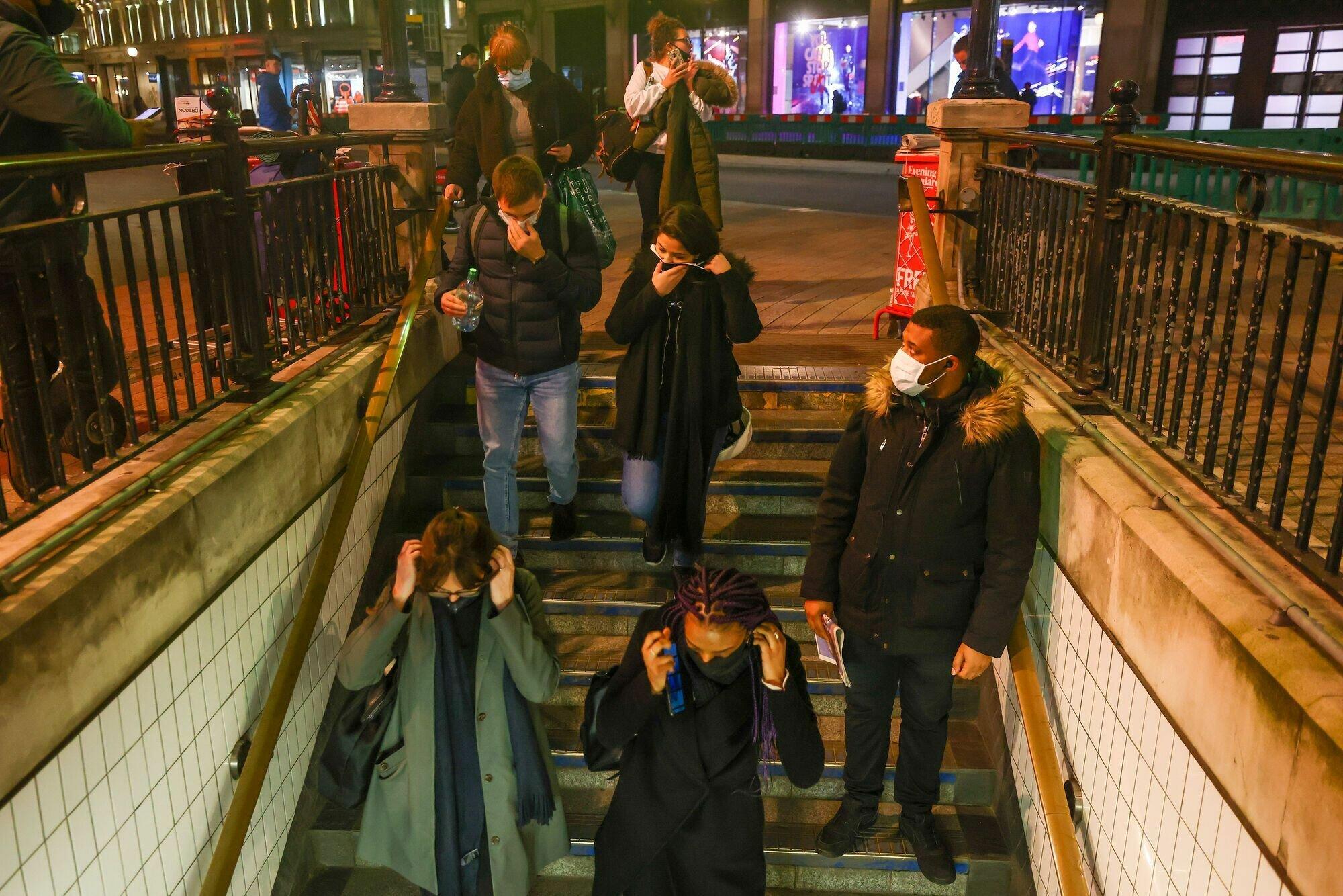 Карантин в Великобритании начался 5 ноября и продлится до 5 декабря