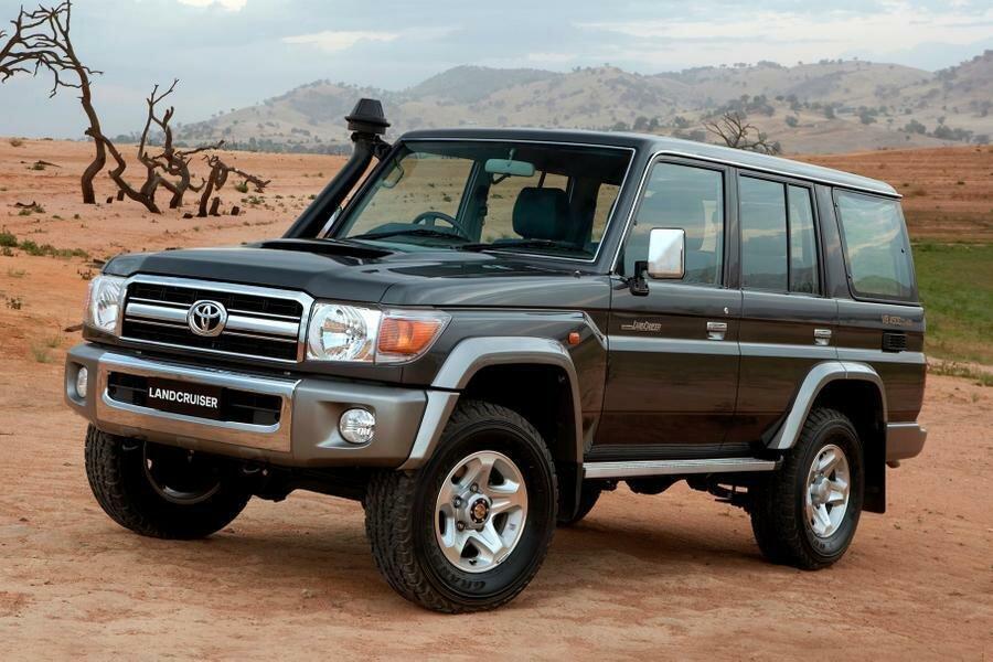 Старый внедорожник Toyota, который можно купить новым – мечта любого энтузиаста