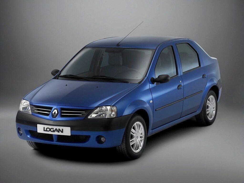 Renault Logan первого поколения – очень удачная разработка