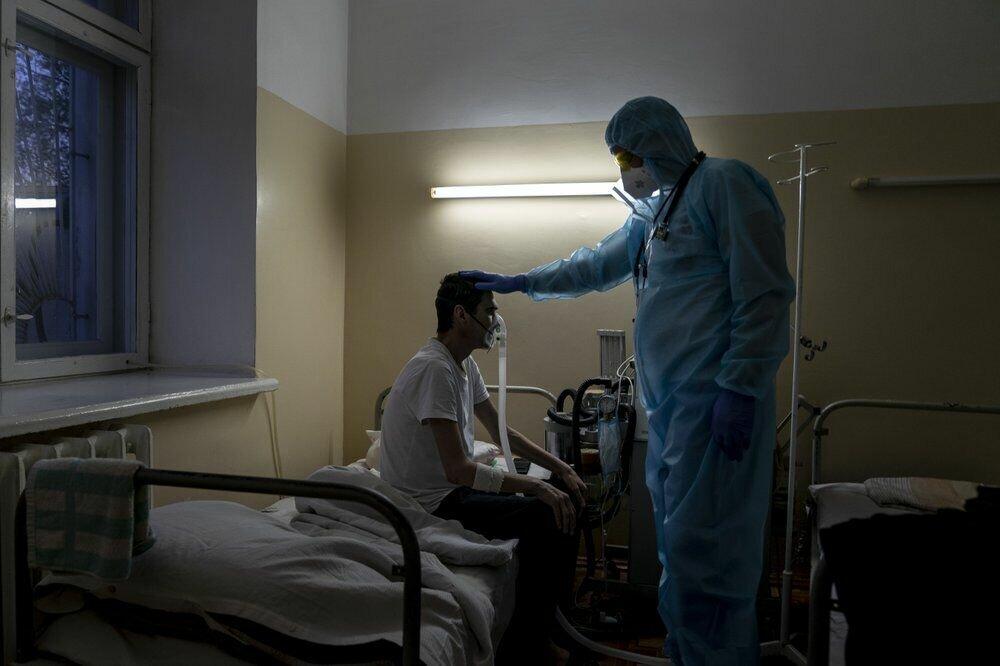 Лікарня в Малині