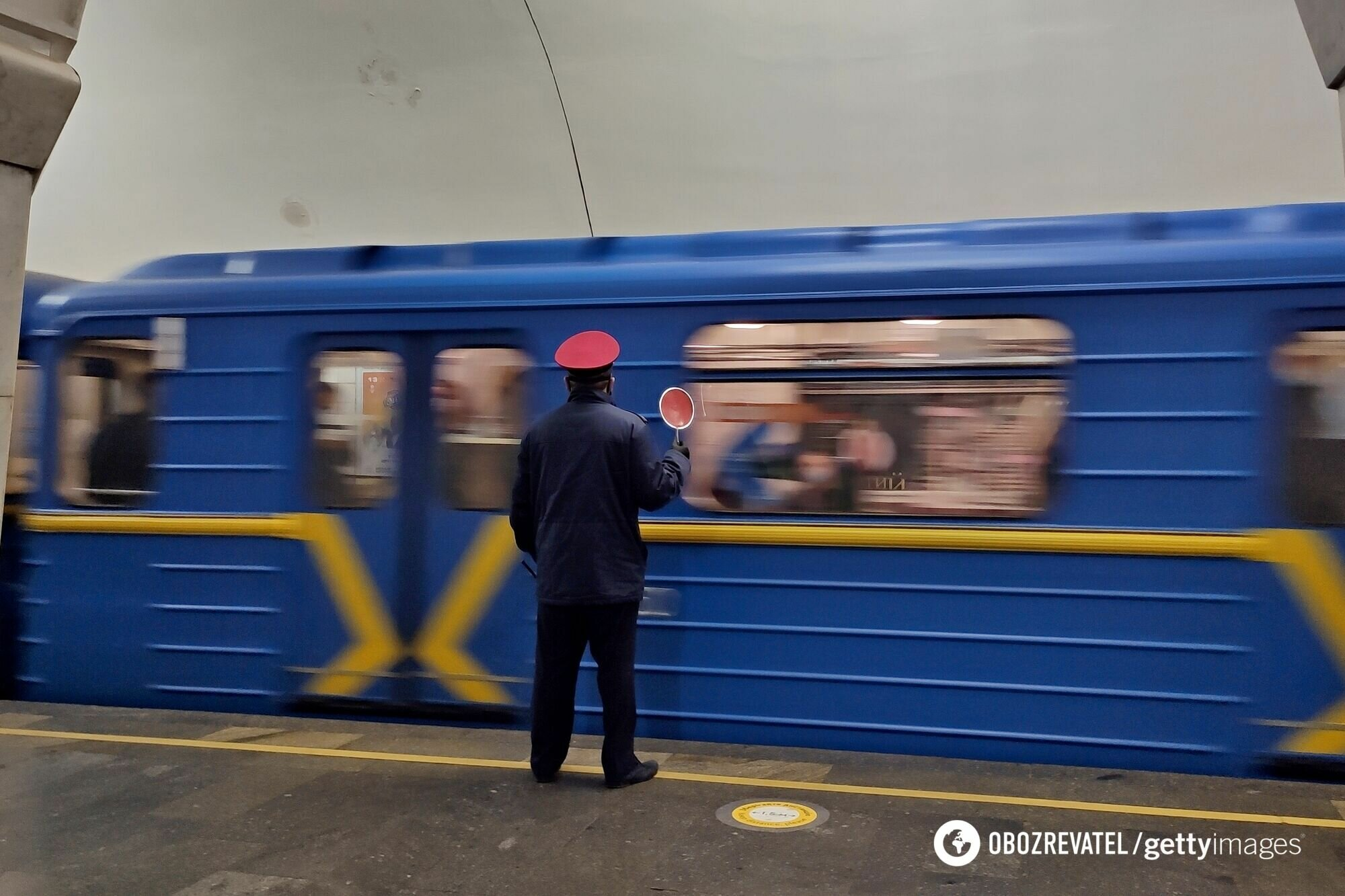 Киевский метрополитен может остановиться в любой момент