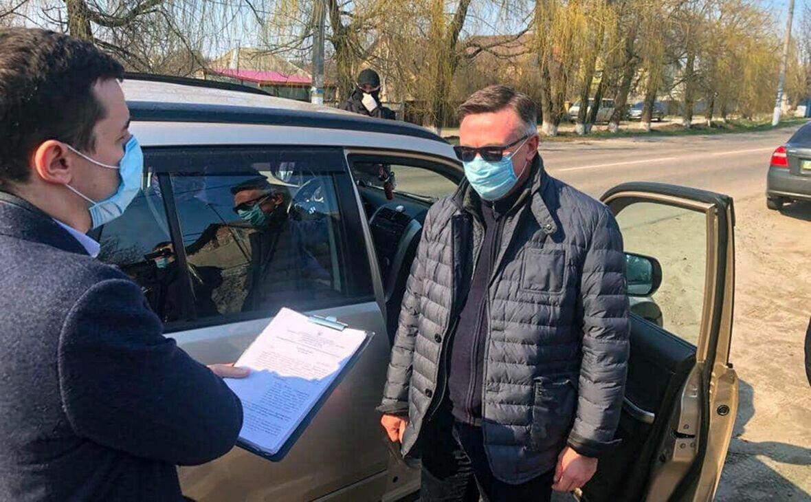 Леонид Кожара обвиняется в умышленном убийстве Сергея Старицкого.