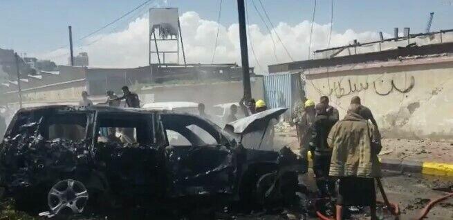 В Йемене устроили взрыв на пути правительственного кортежа: есть погибшие