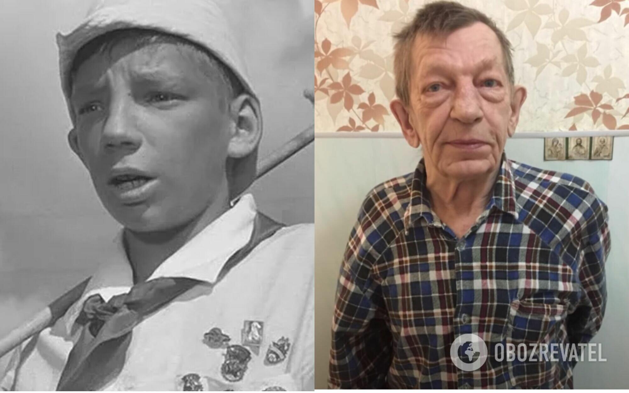 После дебюта в известном фильме, Цареву пришлось работать грузчиком и уборщиком.