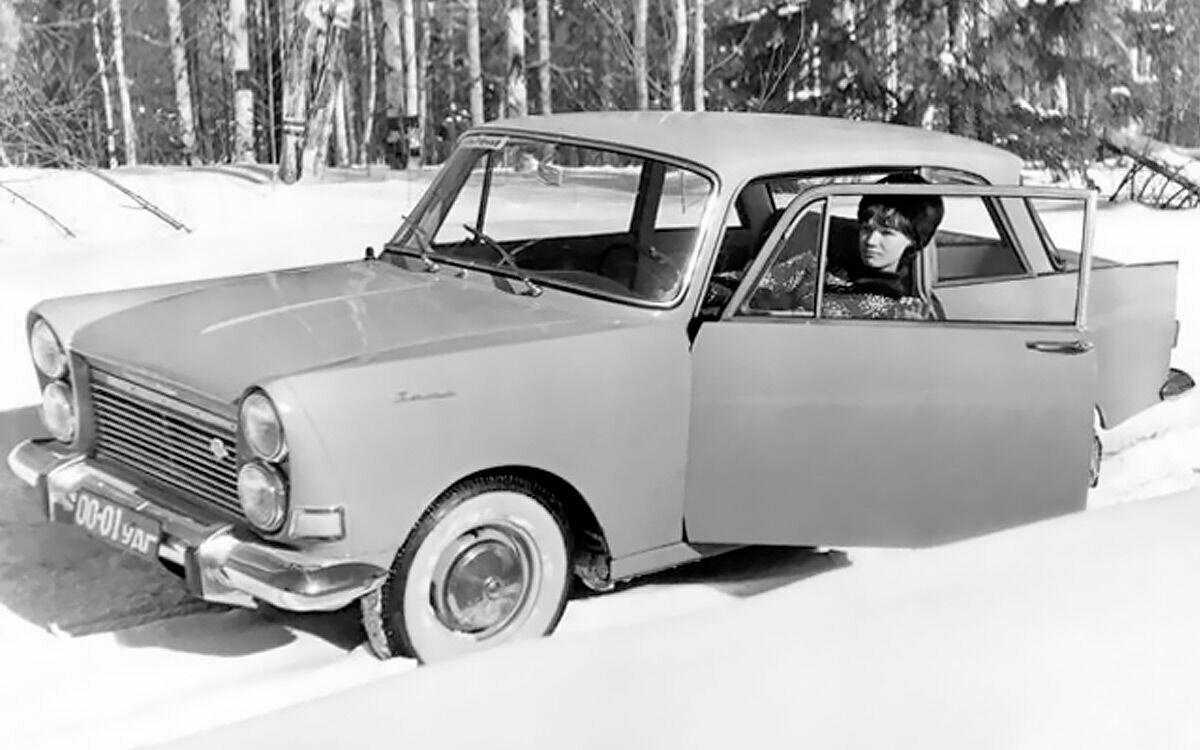 ИЖ ЗИМА, созданный в 1965 году