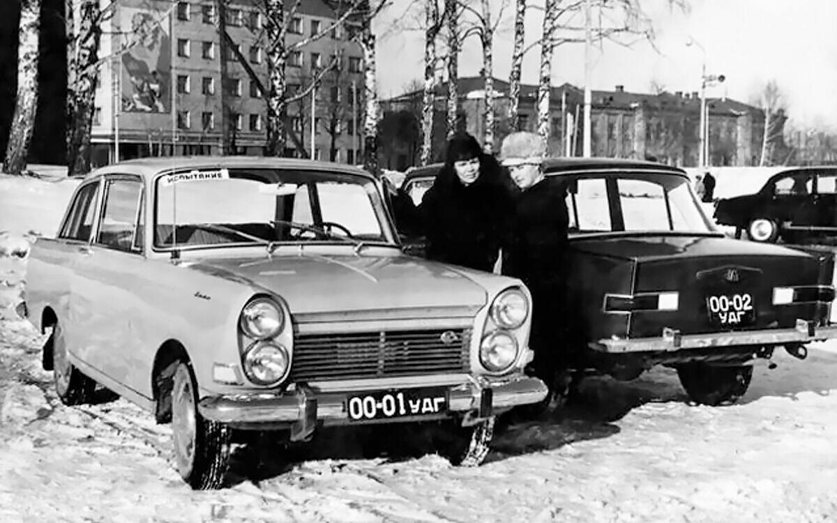 Автомобиль получил четыре фары и две или четыре двери
