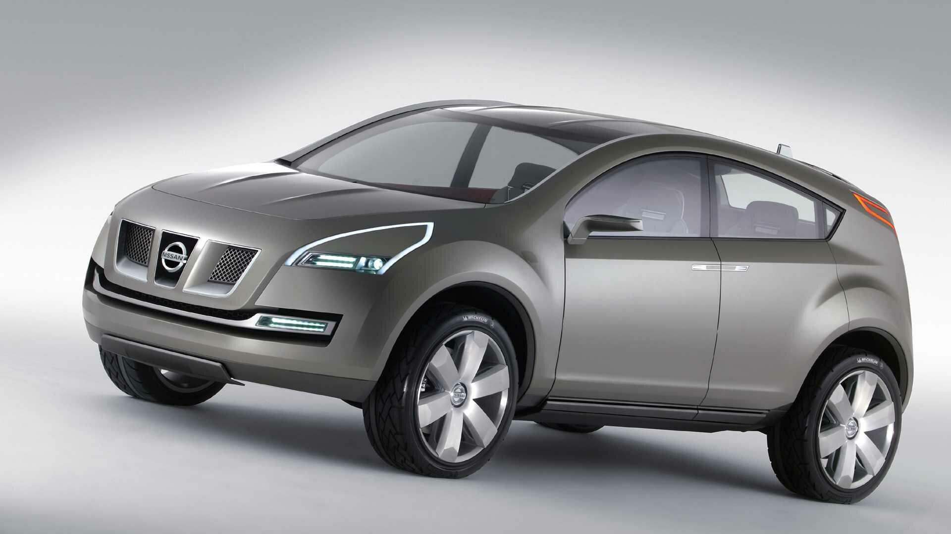 Концептуальный Nissan Qashqai получил смелые решения, которые не добрались до серийного производства