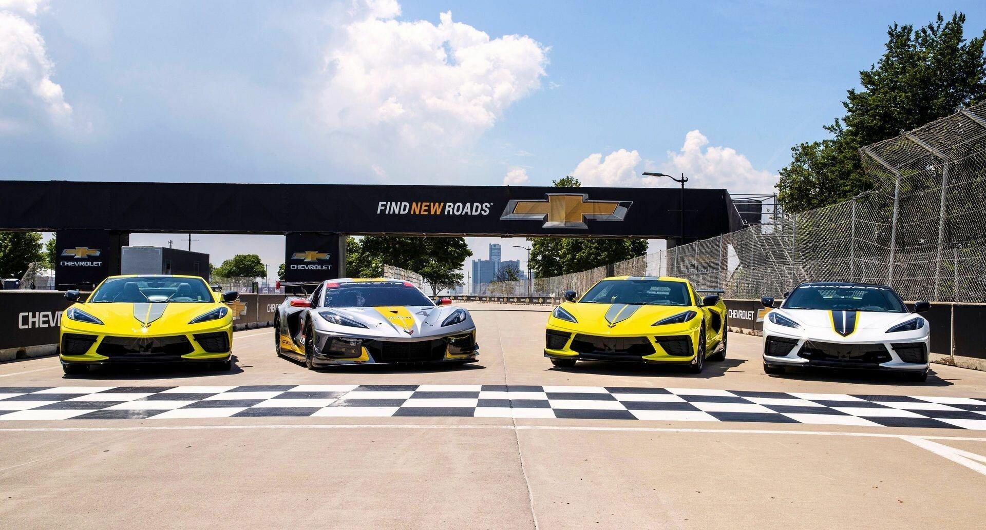 Лимитированную версию Corvette Stingray IMSA GTLM Championship Edition изготовят тиражом 1000 экземпляров