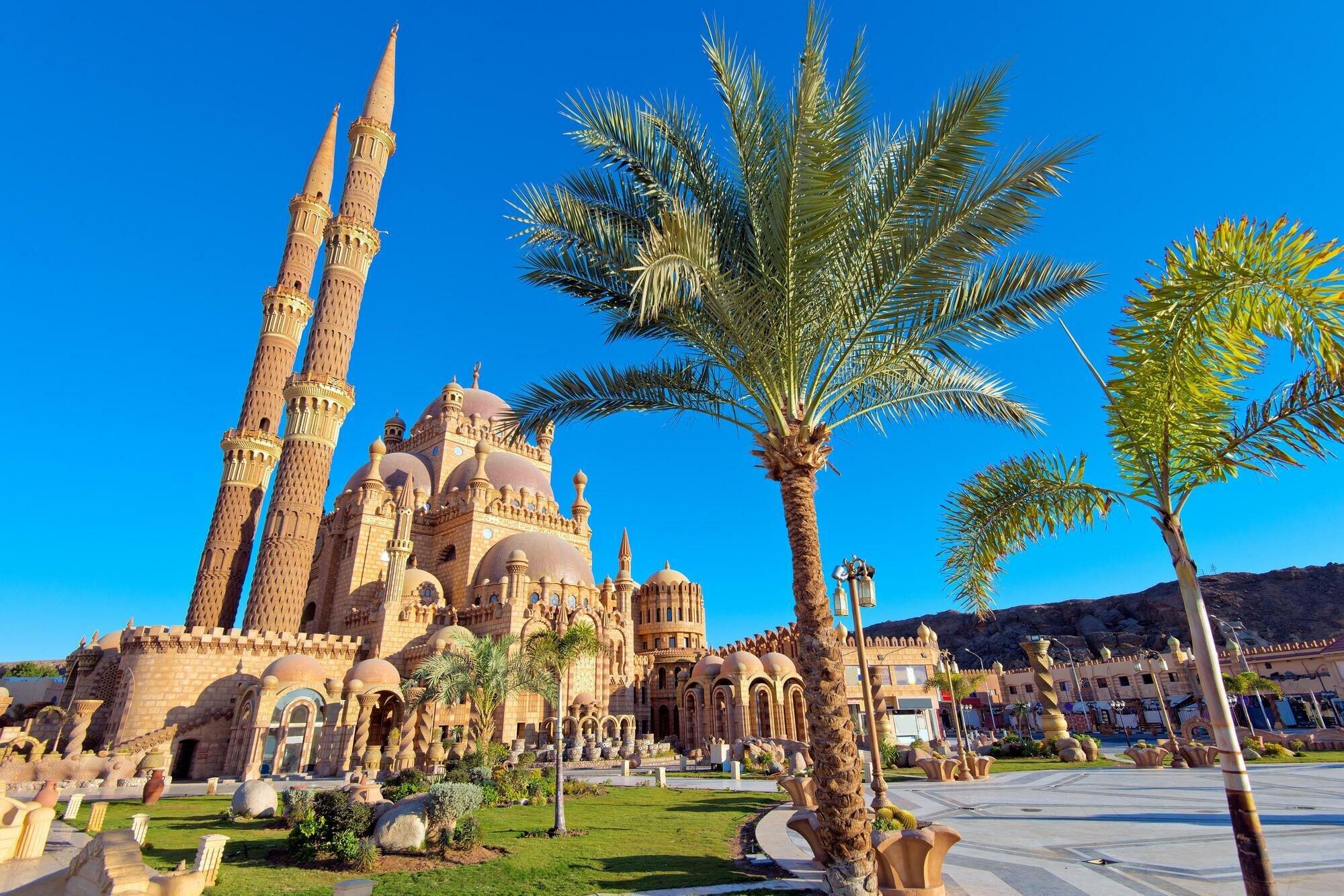 Для въезда в Египет нужен ПЦР-тест