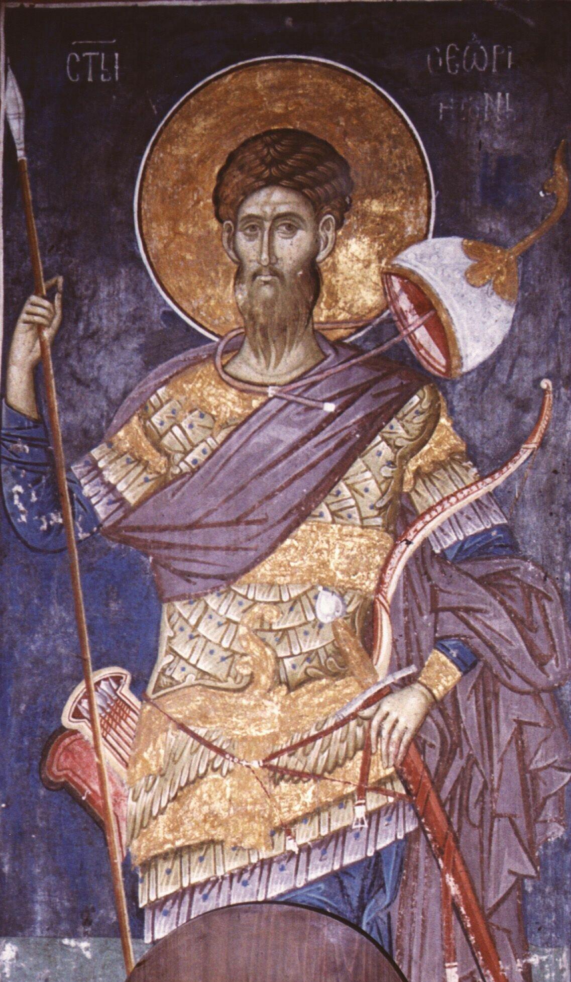 В православной церкви 21 июня почитают великомученика Феодора Стратилата