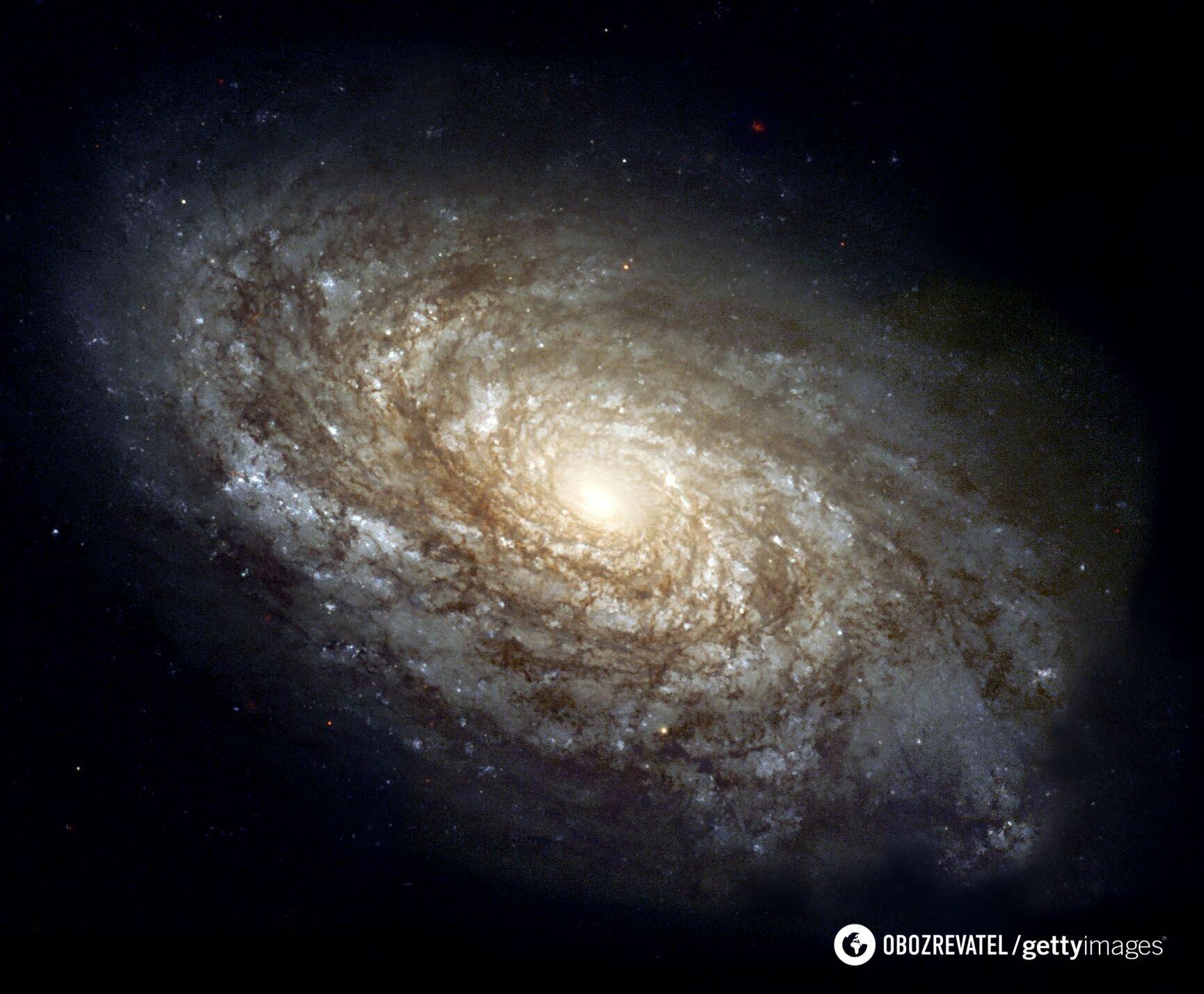 Спиральная галактика