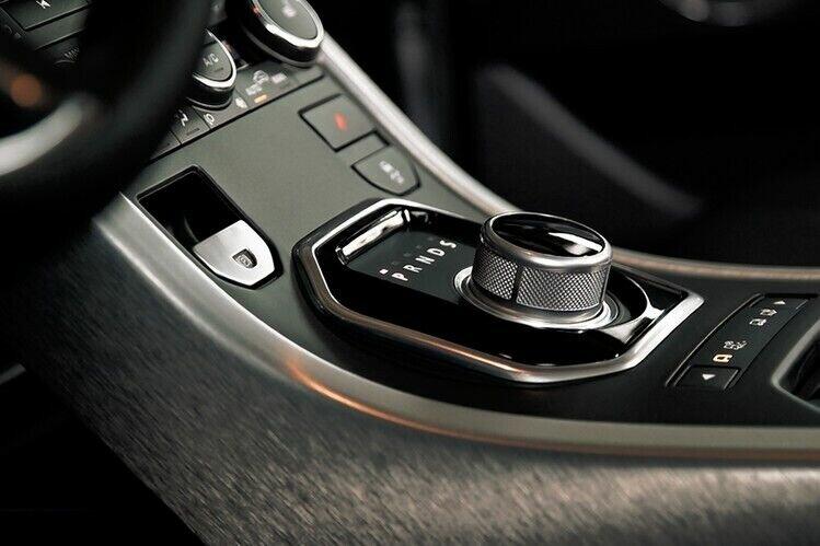 Необычный переключатель передач в Jaguar