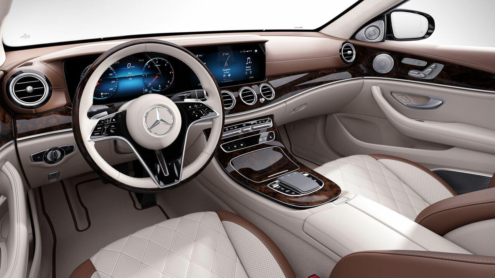 Mercedes-Benz создали ароматическую систему