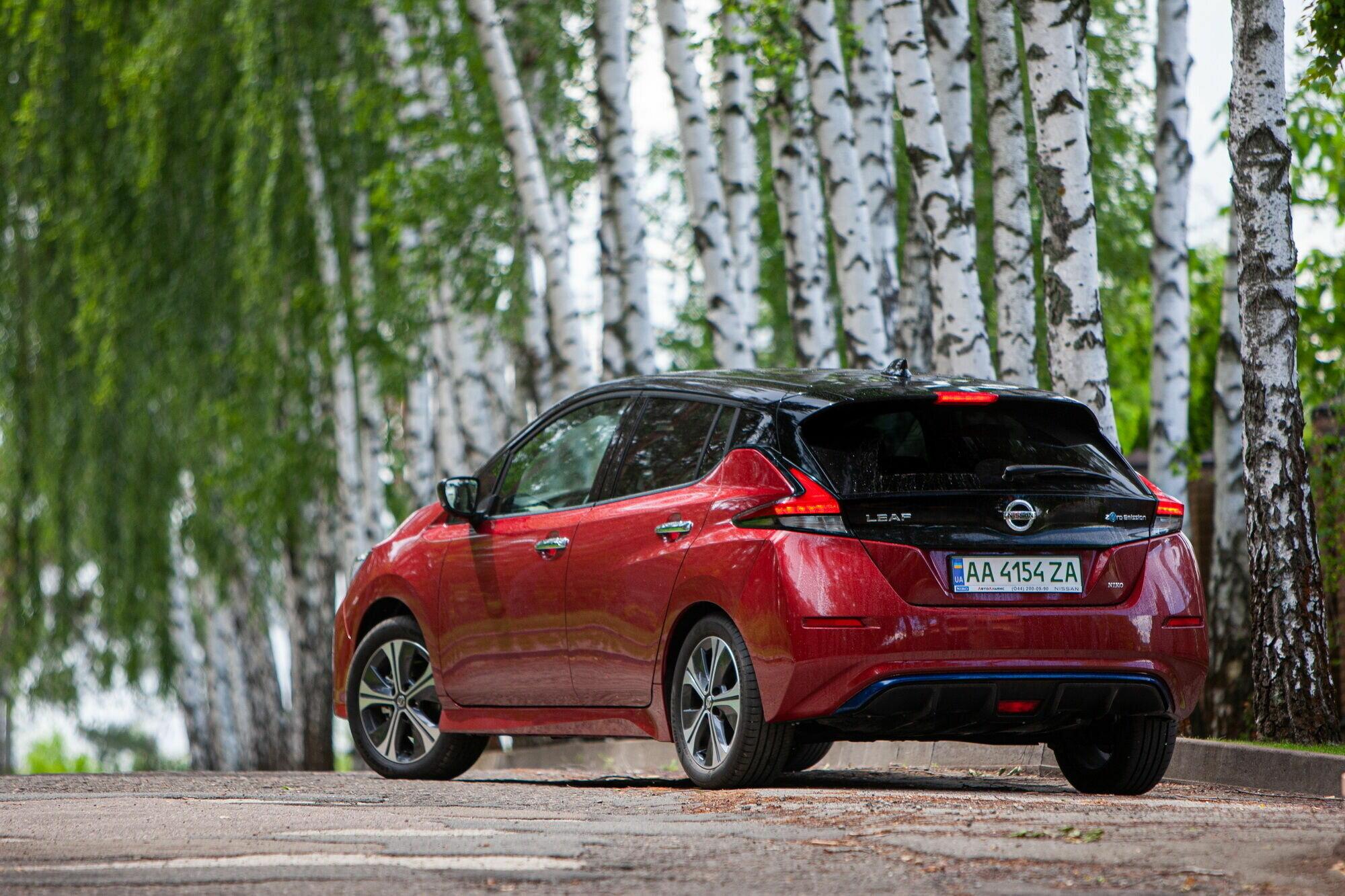 Предвестник новой эры: тестируем новый Nissan Leaf