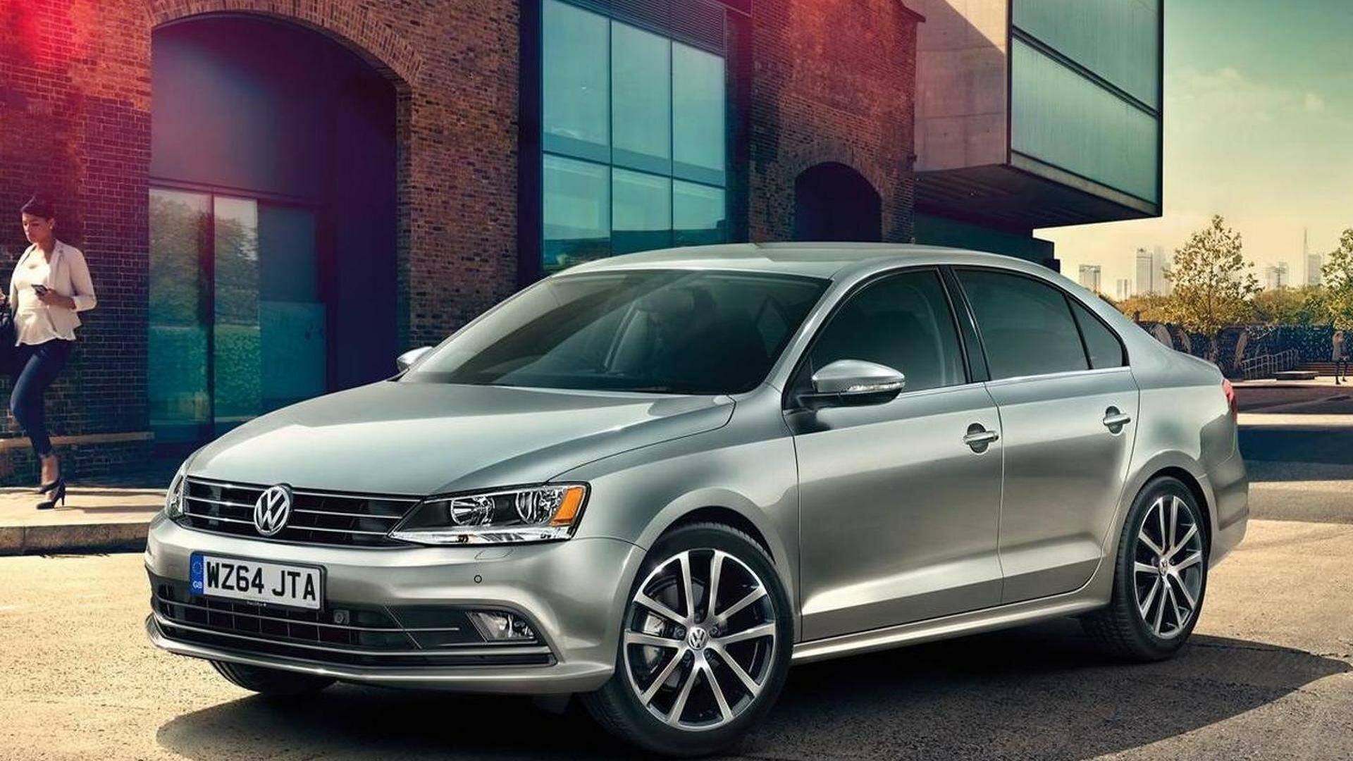 Volkswagen Jetta – одно из самых доступных авто из Америки в Украине