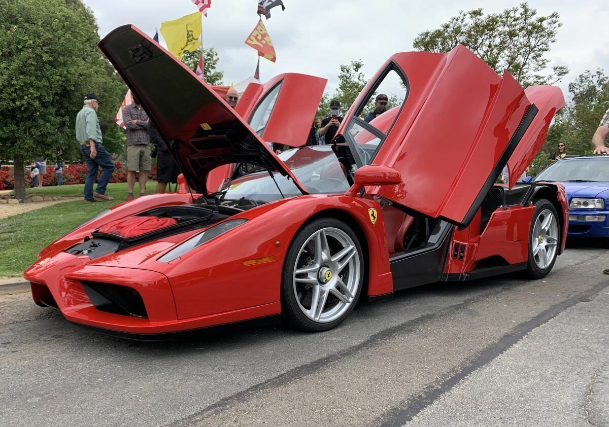 Ferrari Enzo Николаса Кейджа