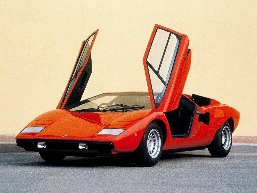 Lamborghini Countach повлияла на все модели марки