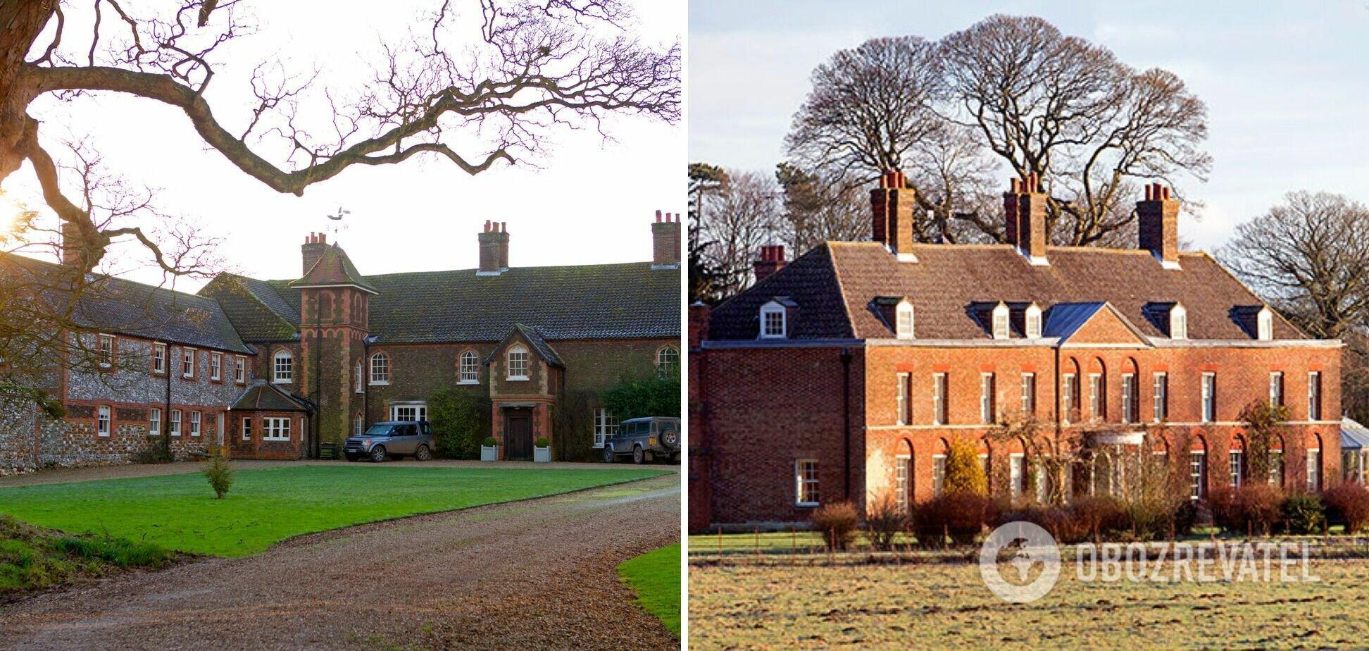 Также герцоги имеют загородный дом в георгианском стиле Анмер-Холл