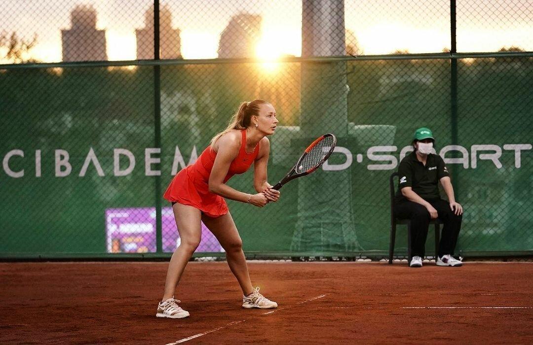 Яна Сизикова угодила в скандал на Roland Garros.