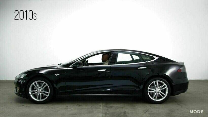 Самый известный электрокар в мире – Tesla Model S