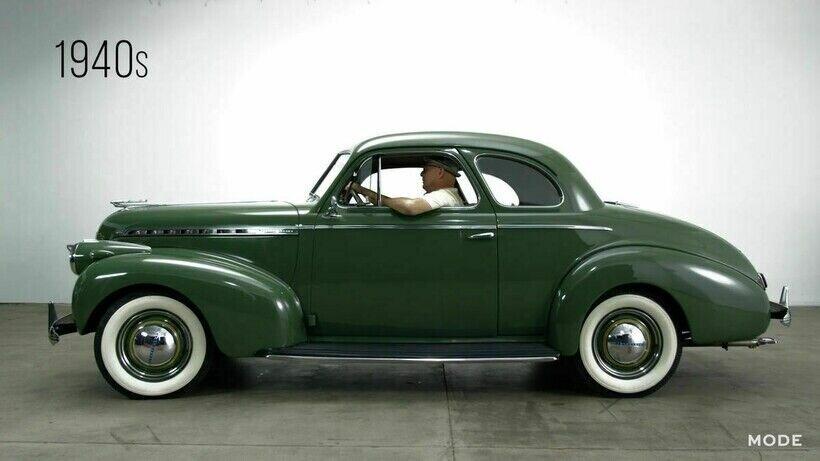 Chevrolet Master был самым дорогим автомобилем компании