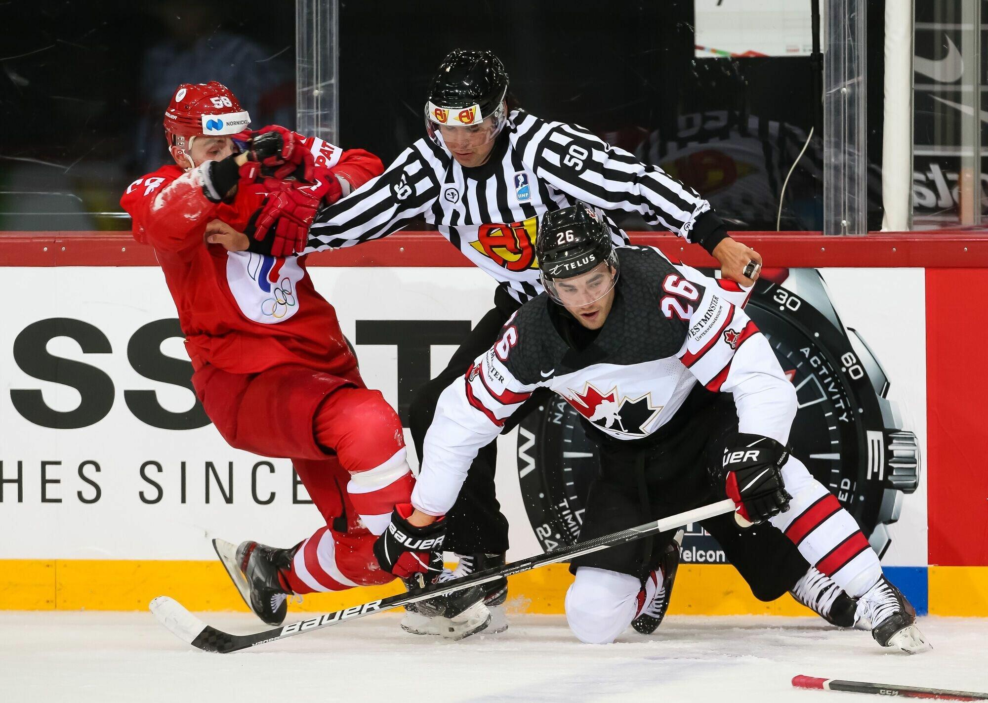Канада и Россия определили победителя в овертайме.