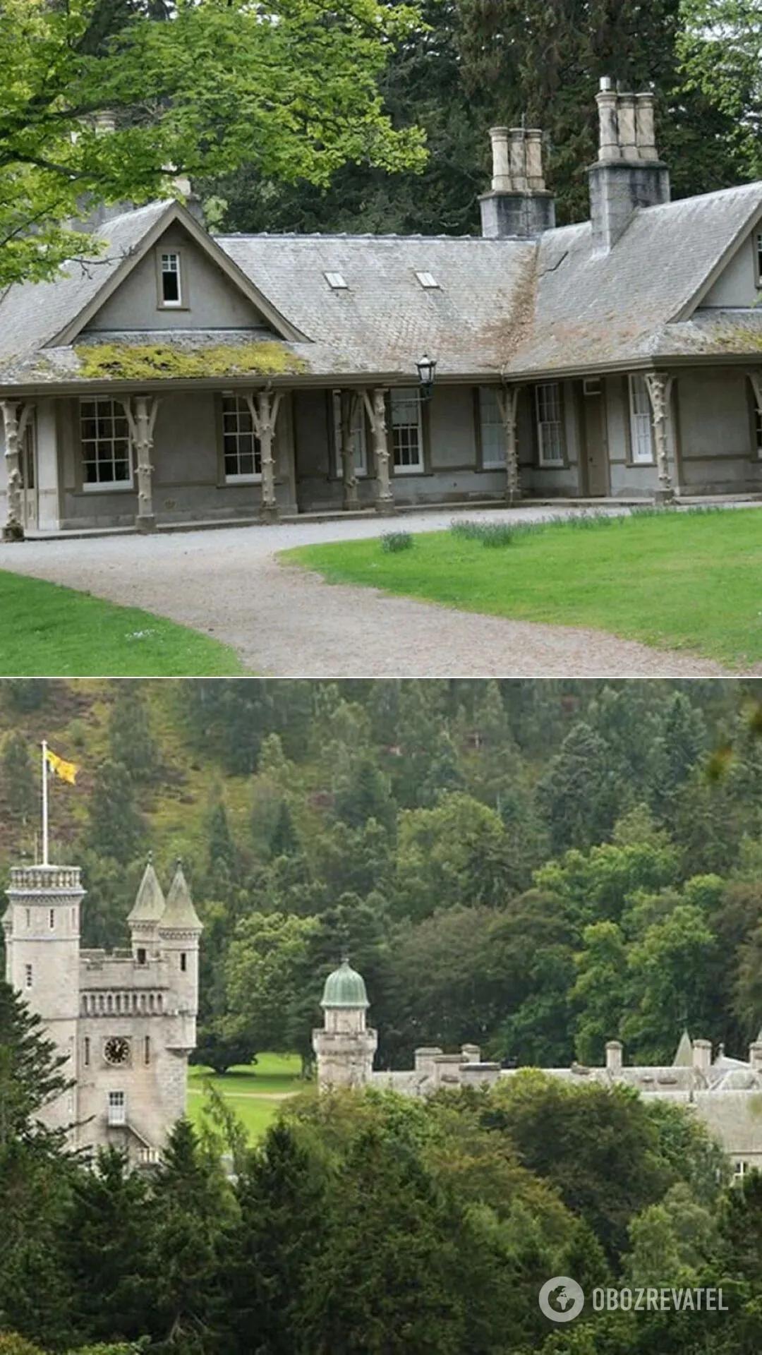 Принц Уильям и Кейт Миддлтон имеют еще одну резиденцию на территории поместья Балморал в Шотландии