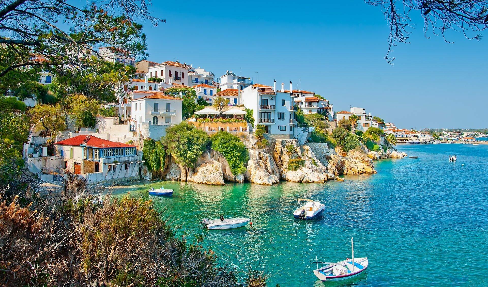 Греция заняла 3 месте в рейтинге лучших стран с чистейшим морем