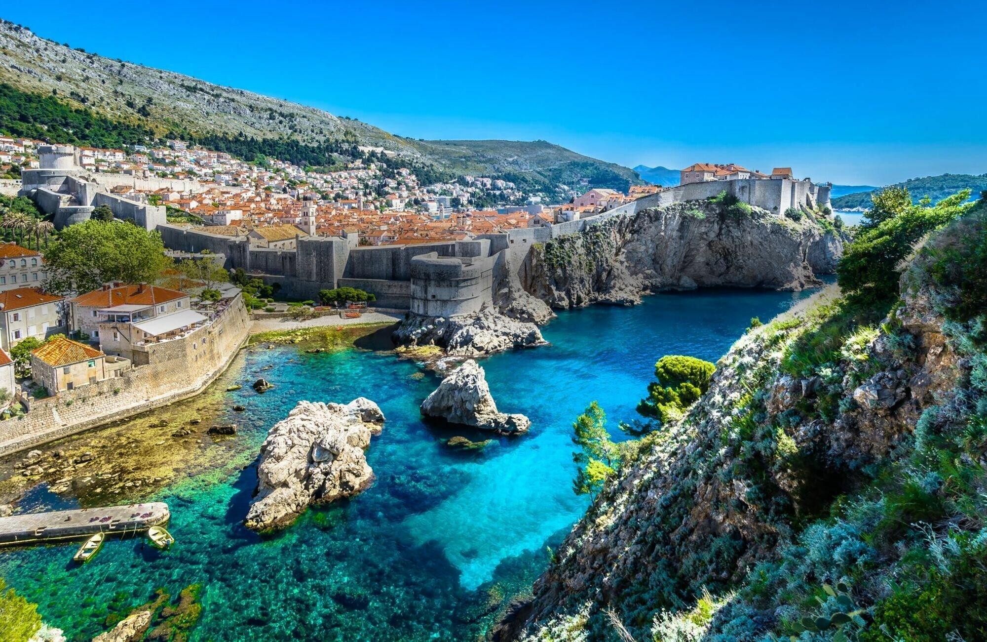 Хорватия вошла в топ-5 лучших стран с чистейшим морем