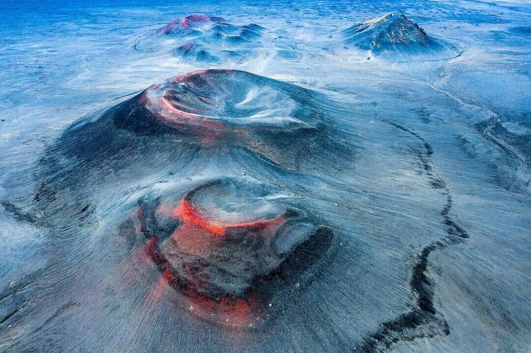 """Фото """"Другая планета"""", автор Фрэн Ребре (Испания)."""