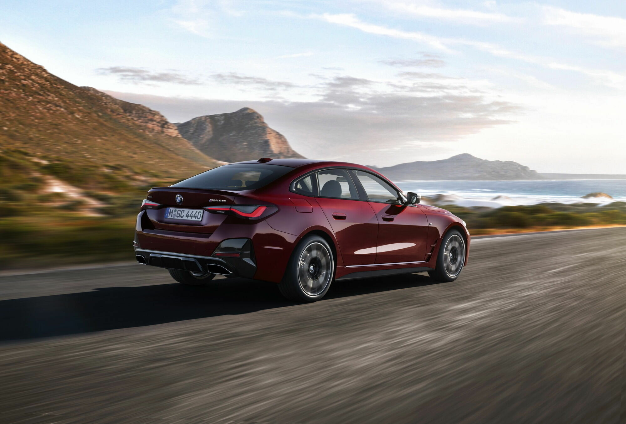Производство нового спортседана BMW 4-Series Gran Coupe организовано на головном предприятии компании в Мюнхене