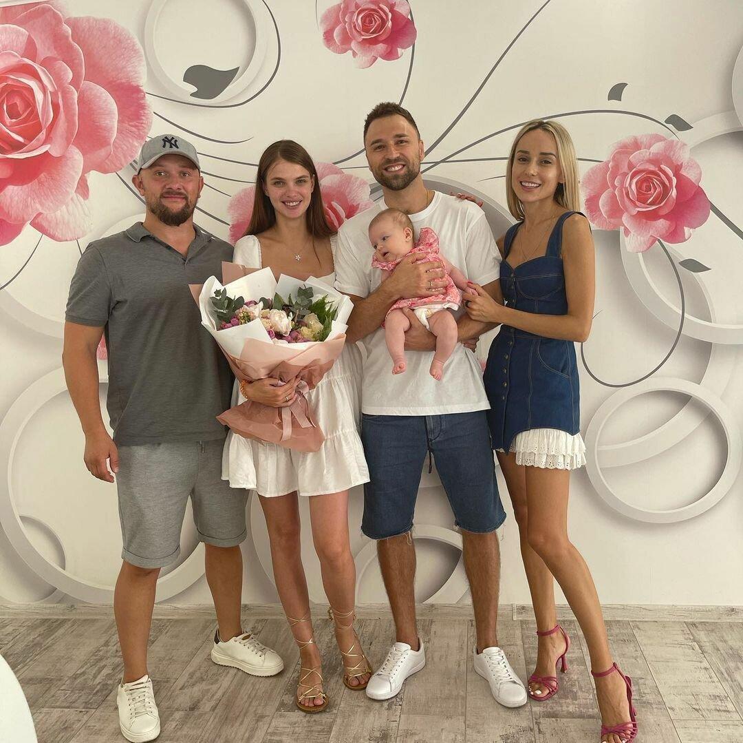 Макс Михайлюк и Даша Хлыстун поженились
