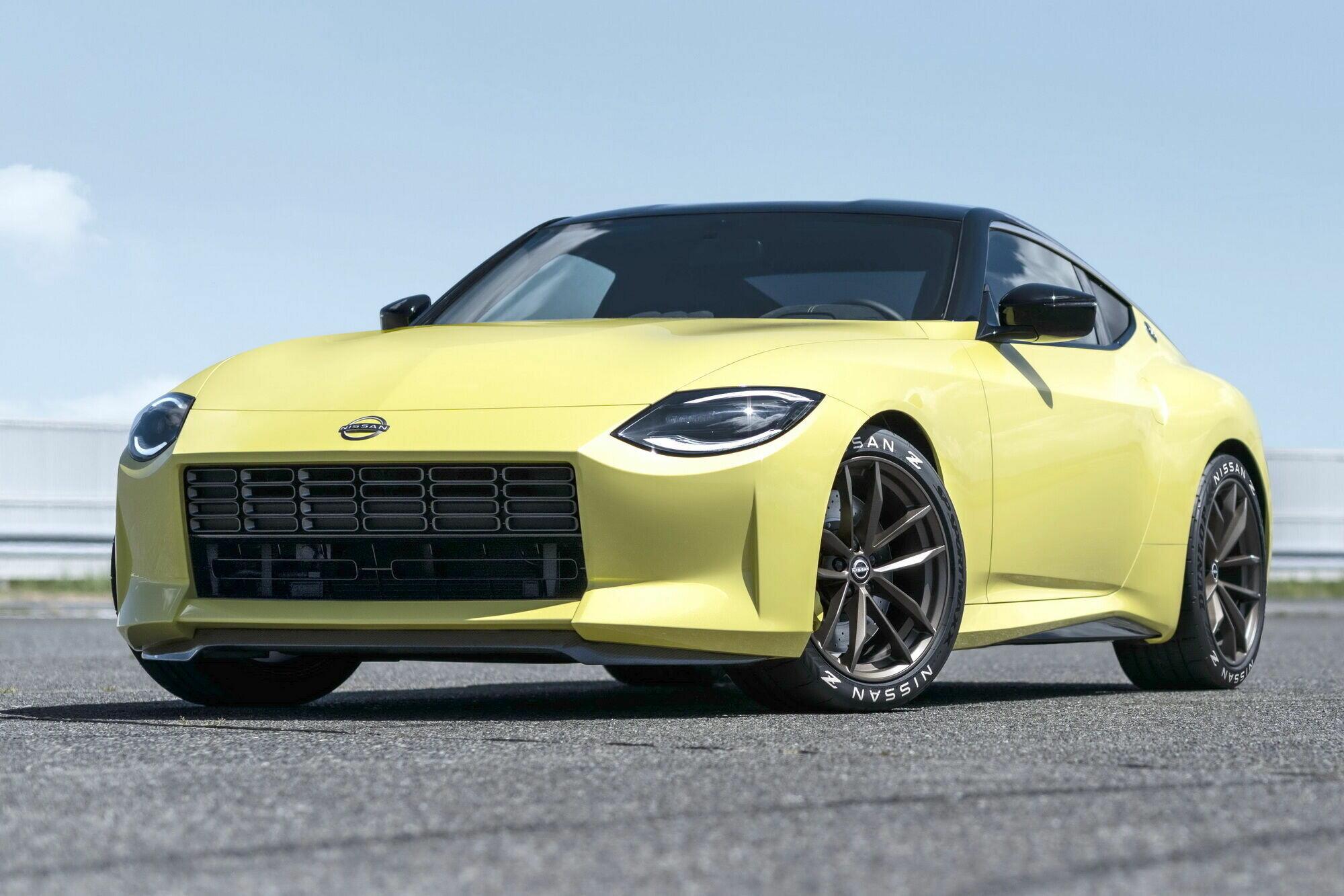 Спортивне купе Z Proto