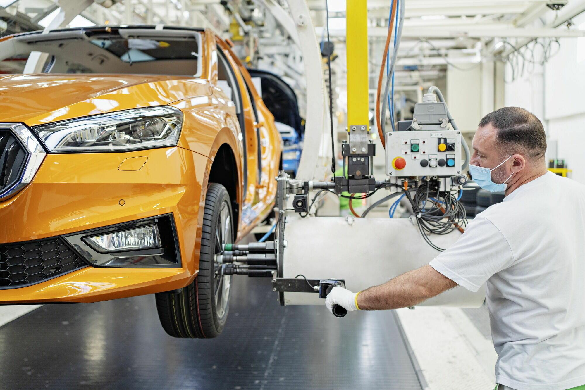 Компания инвестировала в модернизацию производства и автоматизацию процессов 110 млн евро