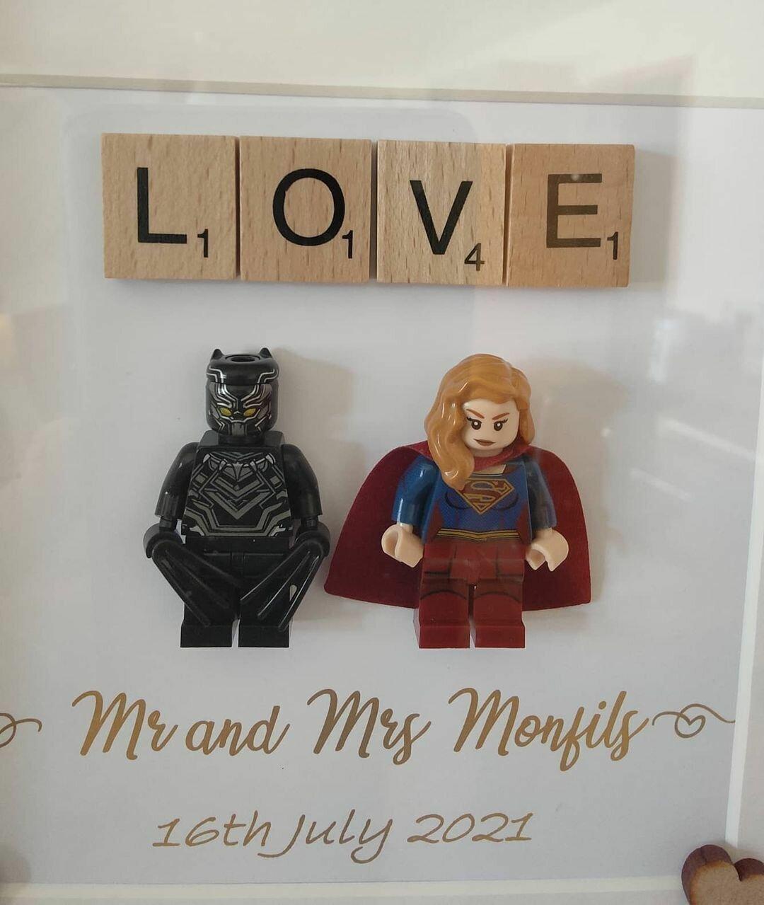 Мистер и миссис Монфис