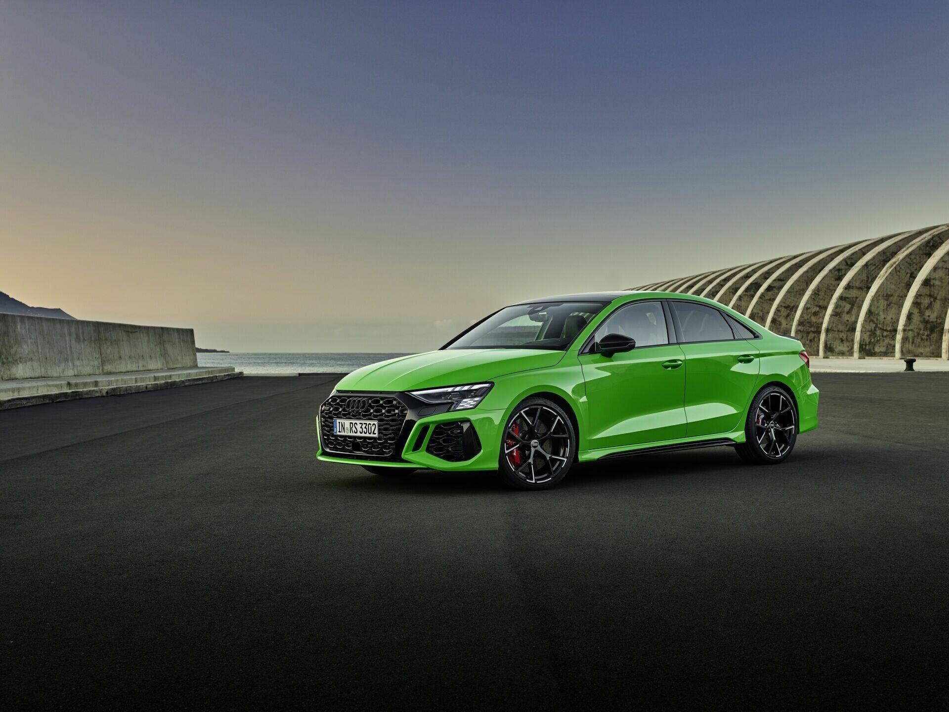 Седан Audi RS 3