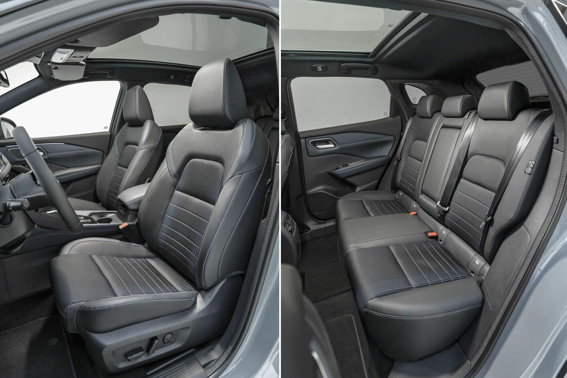 Водитель и пассажиры смогут ощутить преимущества увеличенного размера салона и багажного отделения