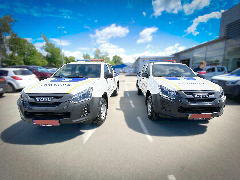 Обновленная модель Isuzu D-Max появилась на украинском рынке весной прошлого года