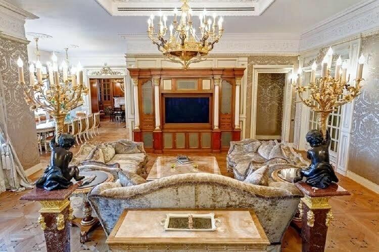Квартира на Большой Житомирской.