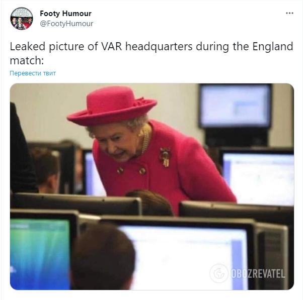 """""""Истинная причина, почему Англия победила""""."""
