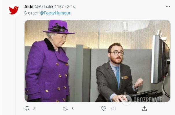 """""""Королева в VAR-комнате""""."""