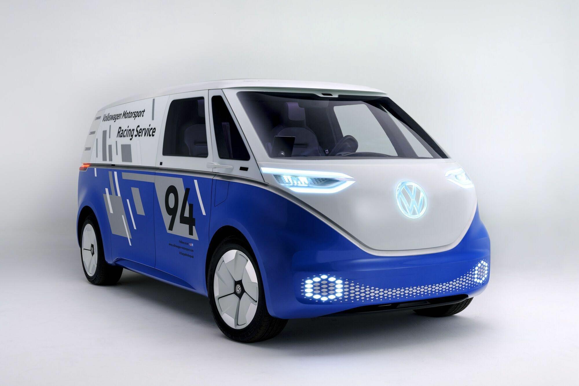 Концепт ID.Buzz Cargo показали в 2018 році на виставці комерційного транспорту IAA в Ганновері.